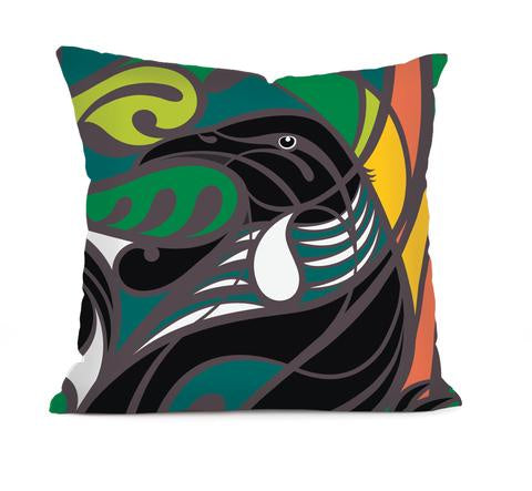 Shane Hansen Tui - Cushion Cover