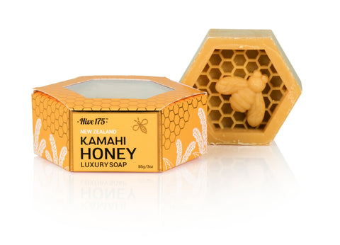 Kamahi Honey Soap 85g