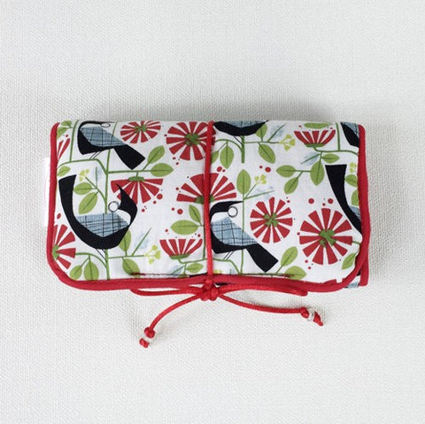 Jewellery Bag Tui Red Small