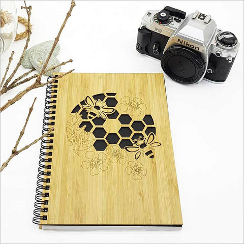 Bamboo Journal S - Bee Hive