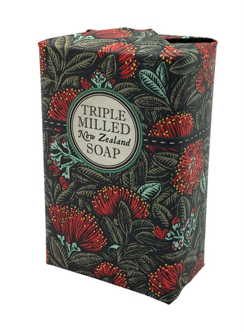 Pohutukawa Triple Milled Soap