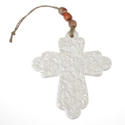 Elegant Ceramic Cross
