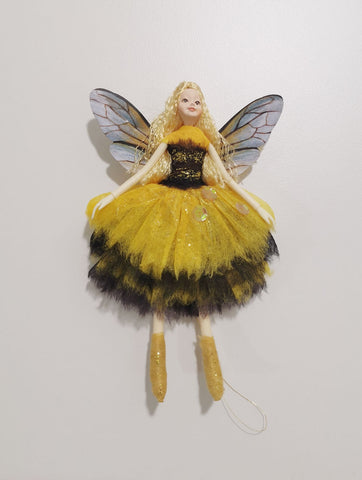 New Zealand Fairy - Honey Bee