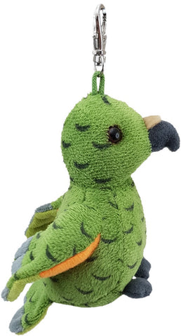 Birds Keyclip - Kea