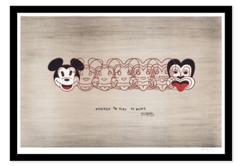 From Mickey To Tiki Tu Meke