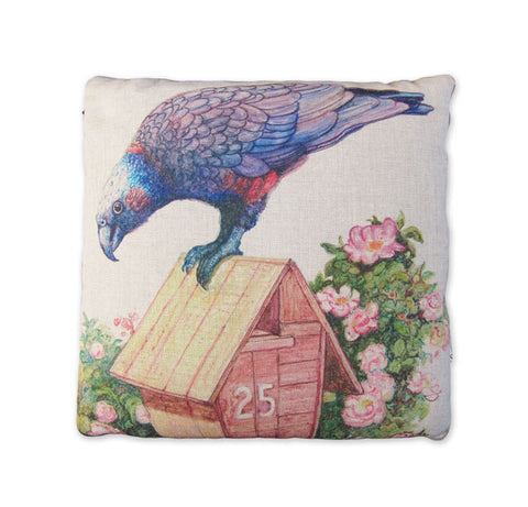 CUSHION BLANKET - Kea