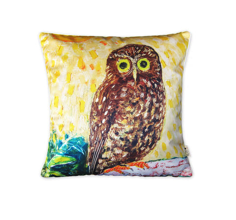 Cushion cover - Sunshine Owl
