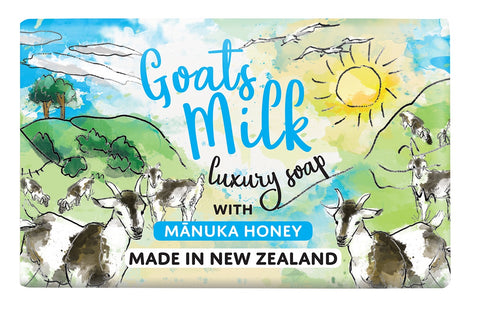 Goats Milk Luxury Soap