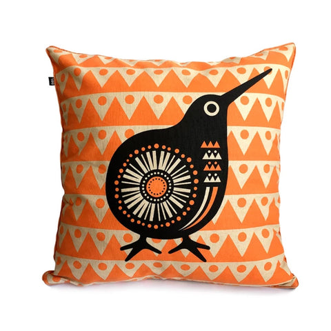 Cushion Cover - Retro Kiwi