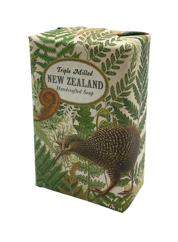 Kiwi & Ferns Triple Milled Soap
