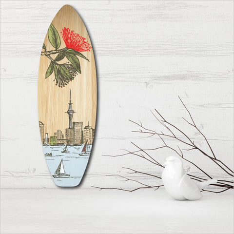 Ply Surfboard Art - Auckland
