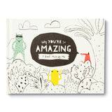 Kids Activity Book Why You're So Amazing