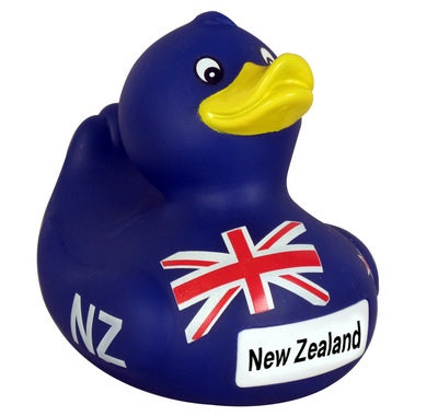Bath Duck NZ Flag