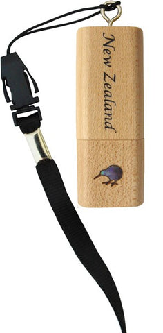Kiwiana Flash Drive - 16GB Kiwi