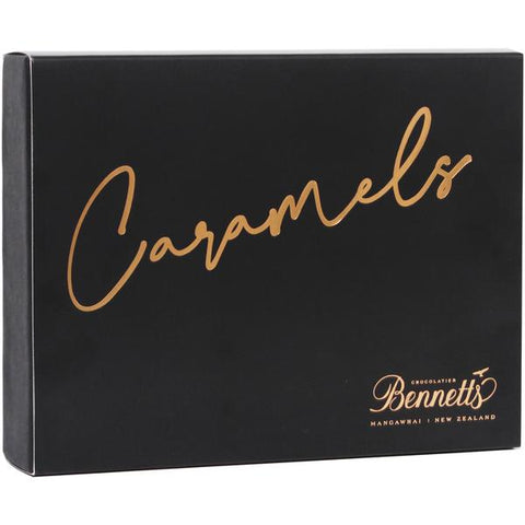 Caramel Chocolate Collection Bennetts Chocolate