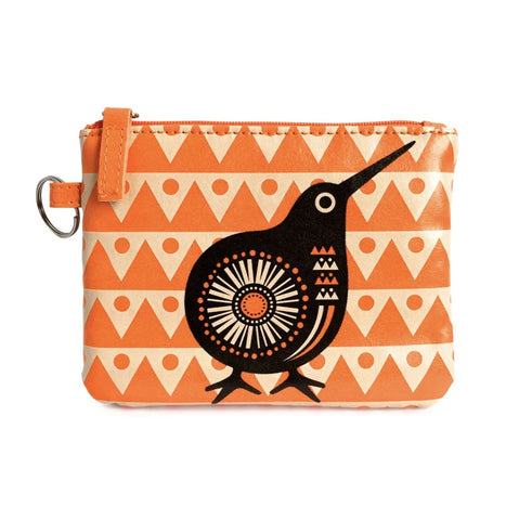 Coin Purse - Retro Kiwi