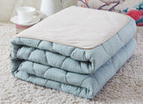 CUSHION BLANKET - Flying Wood Pigeon