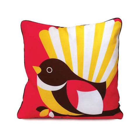 Cushion Cover - Iconic Fantail