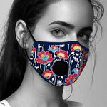 Face Mask Anti-Pollution - Windflowers