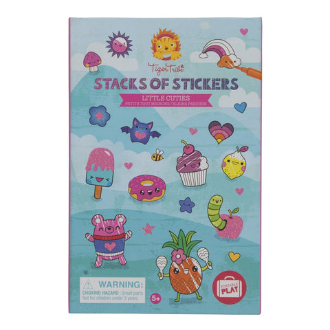 Stacks of Stickers - Little Cute