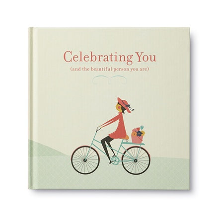 Gift Book Celebrating You