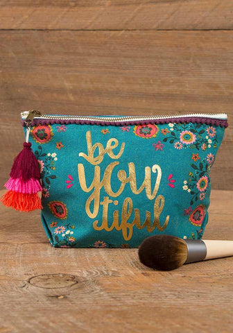 Canvas Pouch - BeYOUtiful