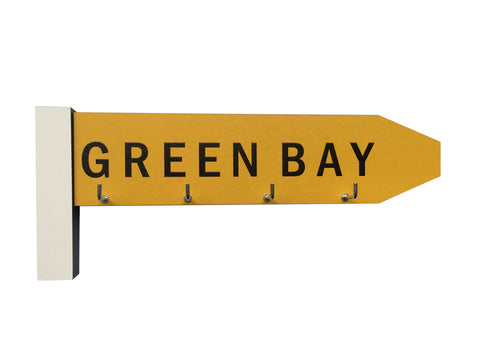 Key Holder - Green Bay