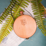 Wooden Aroma Flask - Fantail