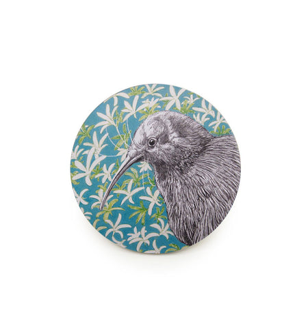Thirsty Coasters - Kiwi