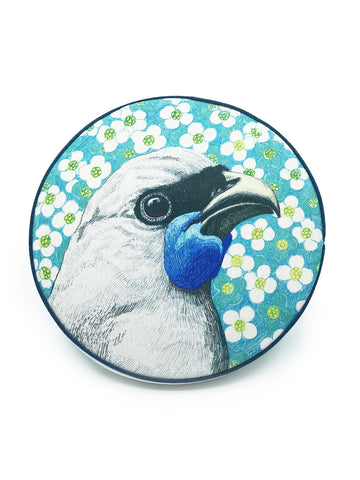 Chair Cushion - Kokako
