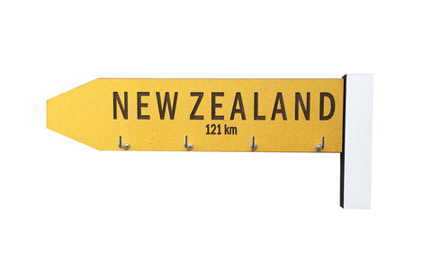Key Holder - New Zealand