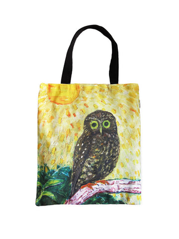 Tote Bag - Sunshine Owl