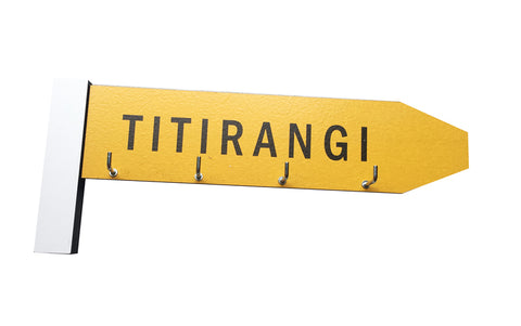 Key Holder - Titirangi