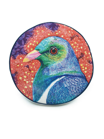 Chair Cushion - Wood Pigeon