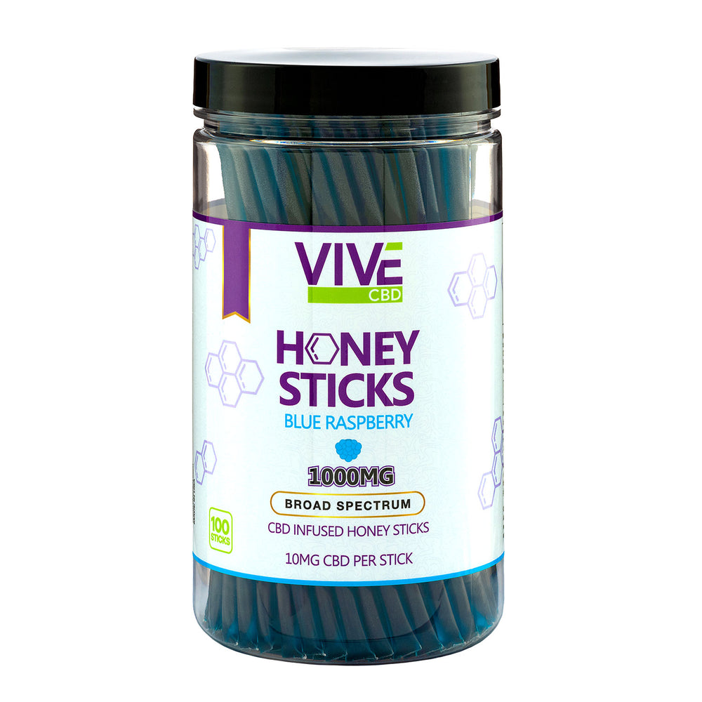 10mg CBD Honey Sticks (100 pack)
