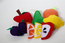 Load image into Gallery viewer, Handmade Felt Fruit