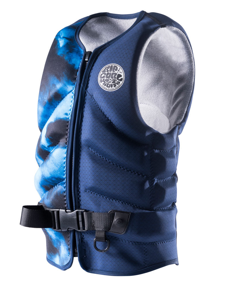 2019 Ripcurl Flash-Bomb Vest-Navy-Skiforce Australia