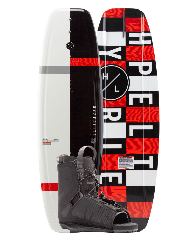 2020 Hyperlite Motive w/ Frequency Boots-Skiforce Australia