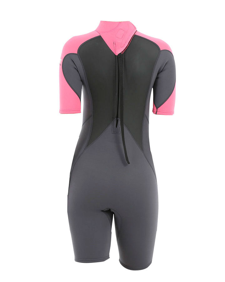 Jetpilot Flight 2x2 SS Youth Springsuit-Skiforce Australia
