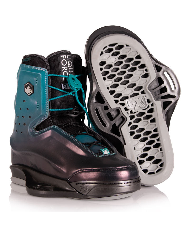 2020 Liquid Force Riot 6X Wakeboard Boot-Skiforce Australia