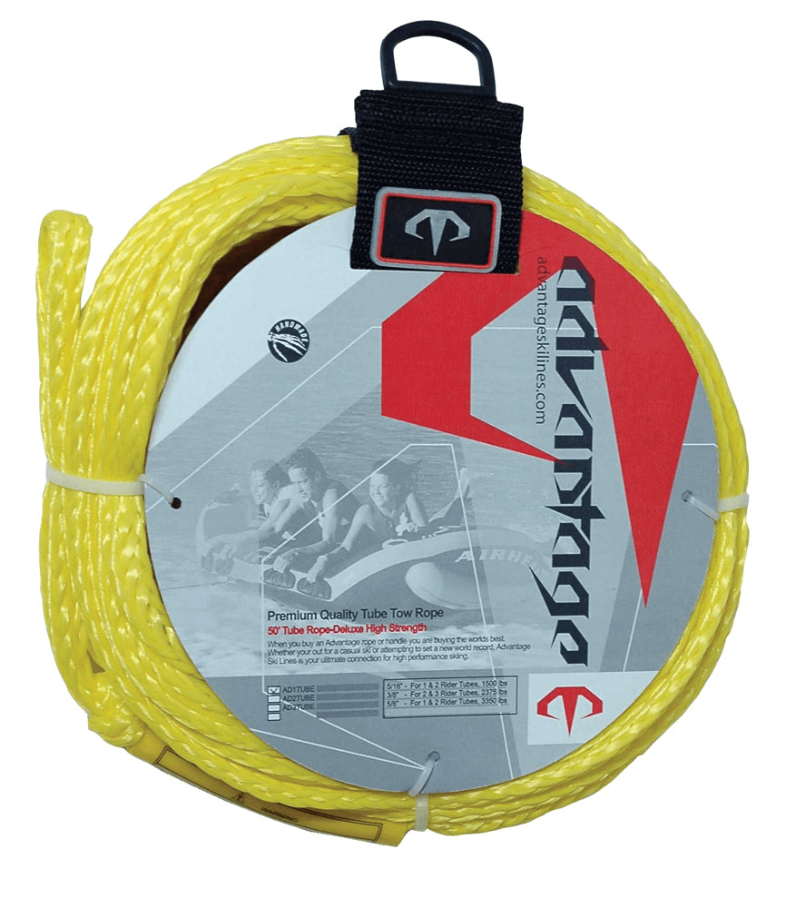 advantage-1-person-inflatable-tube-rope-yellow
