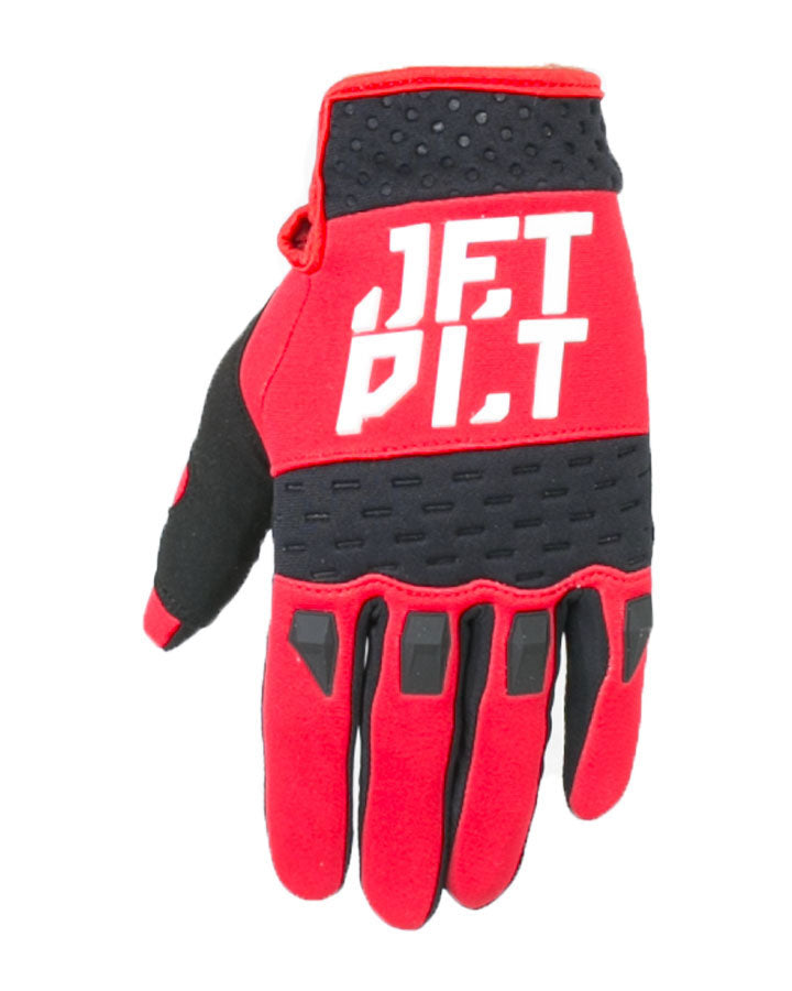 Jetpilot RX Race Glove-Red-Skiforce Australia
