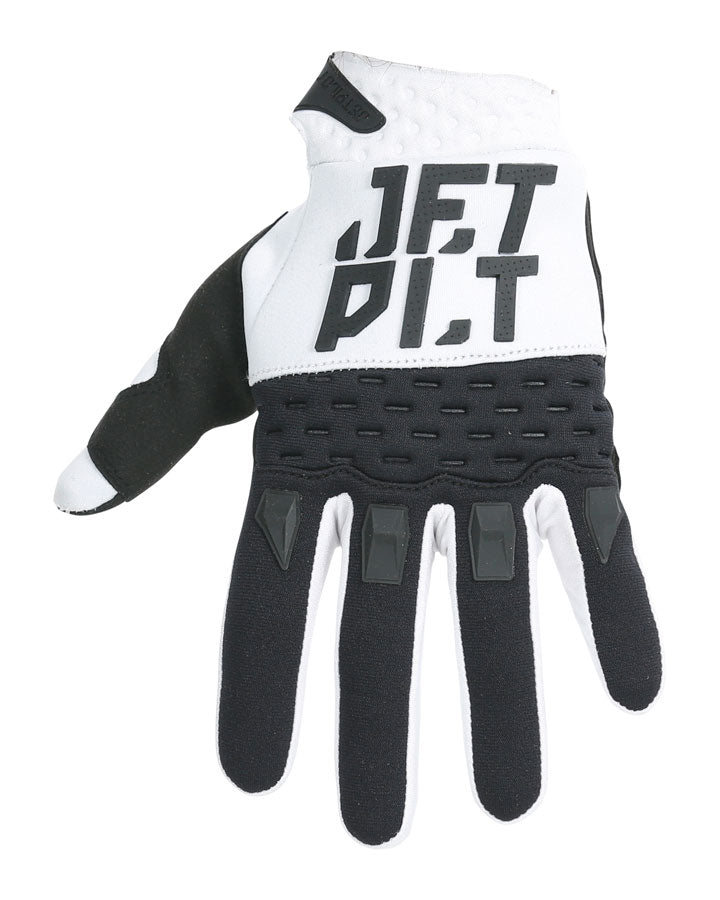 Jetpilot RX Race Glove-White-Skiforce Australia