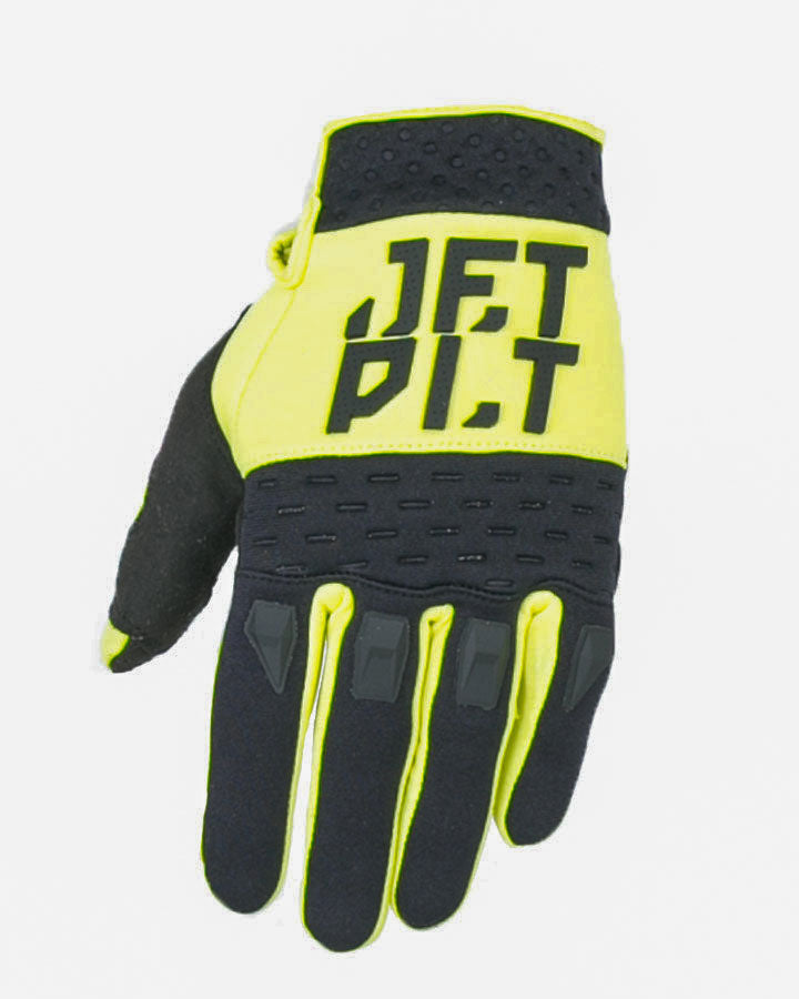 Jetpilot RX Race Glove-Yellow-Skiforce Australia