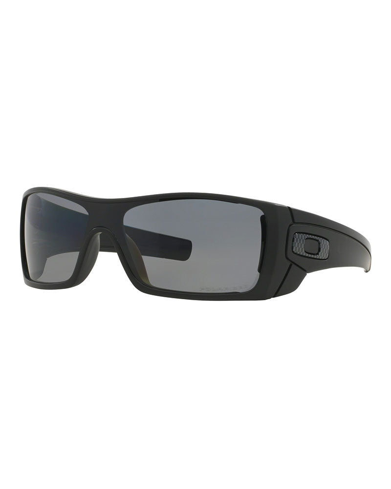 Oakley Batwolf Matte Black w/ Grey Polarised-Skiforce Australia