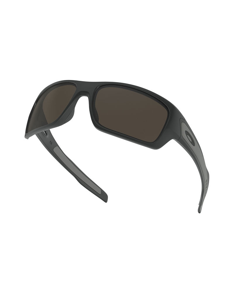 Oakley Turbine Matte Black w/ Warm Grey-Skiforce Australia