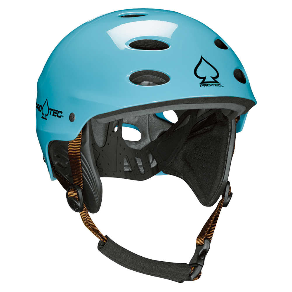 Protec Ace Wake Helmet Teal-Skiforce Australia