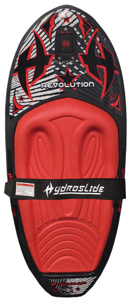 Hydroslide Revolution Red Kneeboard-Skiforce Australia