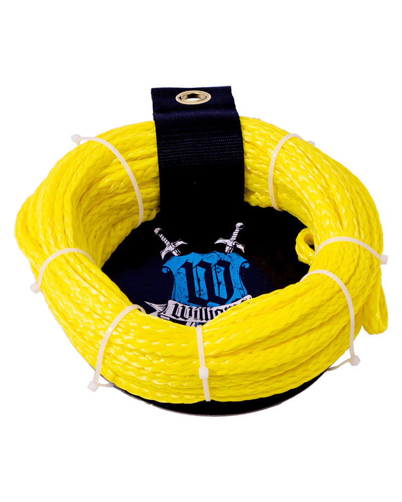 Williams 1 Person Tube Rope (Red/Blue/Yellow)-Skiforce Australia
