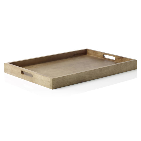 ROOM SERVICE TRAY LIGHT MANGOWOOD 620x400x50mm